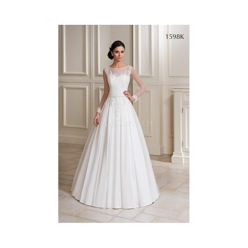 Wedding - Duber - 2015 - 1598K - Formal Bridesmaid Dresses 2017