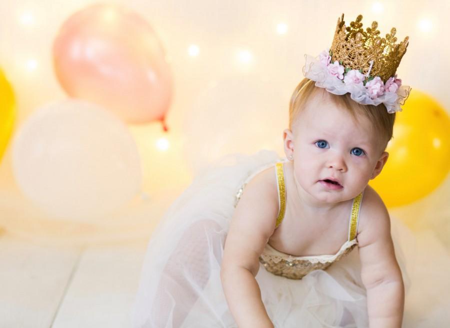 Hot Pink Newborn Tutu Photo Prop with Headband