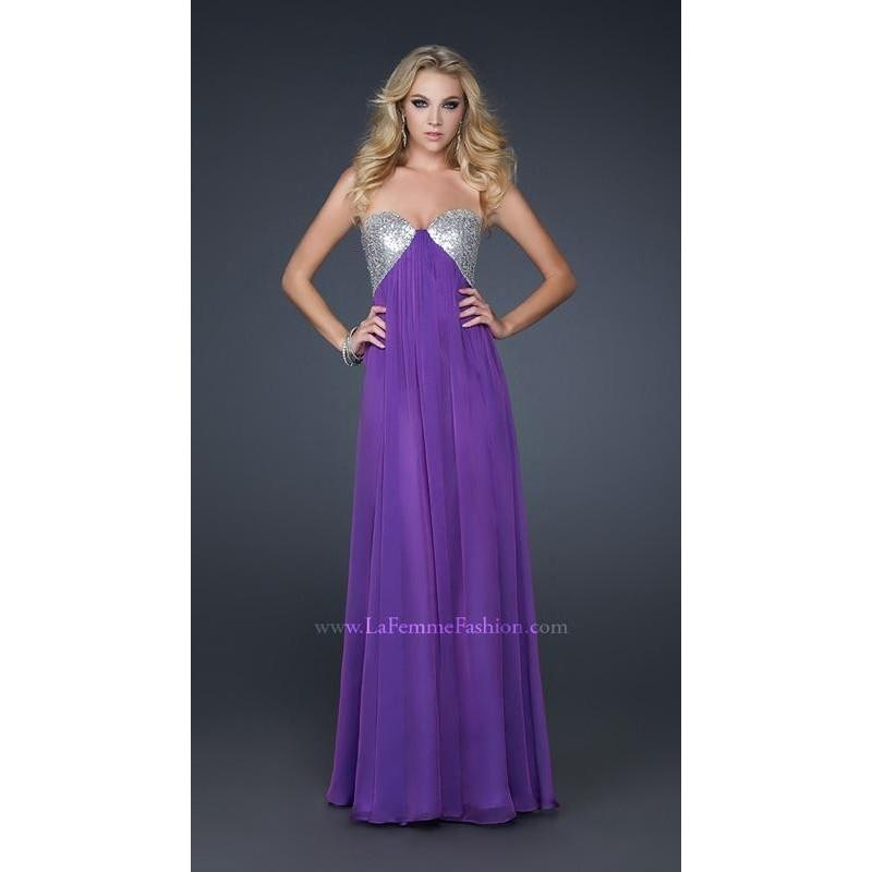 Свадьба - Lafemme Gigi Prom Dresses Style 17461 -  Designer Wedding Dresses