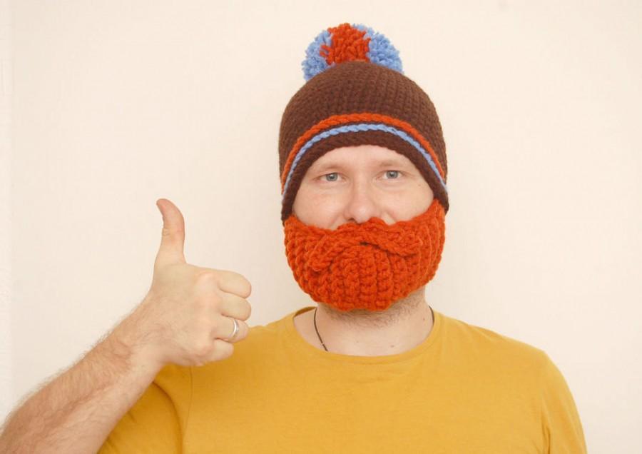 Crochet Hat And Beard c3abe3a2f4c