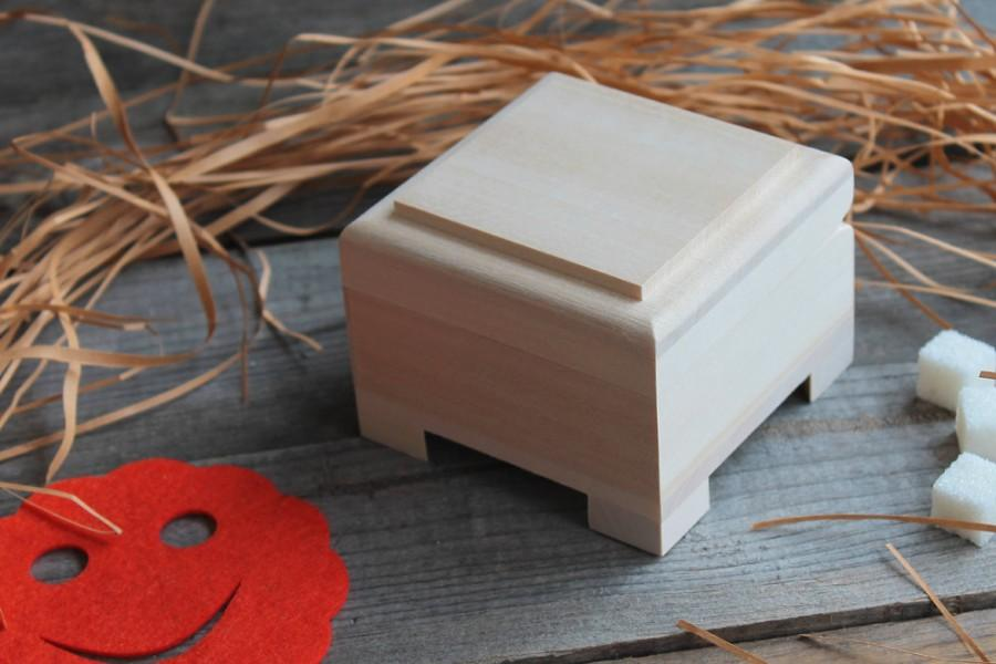 Wedding - Small wooden box, unfinished wood box,craft wood box, handmade box, trinket box,box, craft supplies, unfinished wood,rustic wood