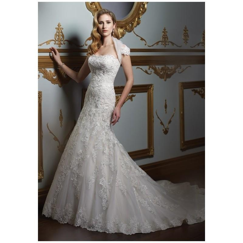 Wedding - Cheap 2014 New Style James Clifford Collection J21321 Wedding Dress - Cheap Discount Evening Gowns