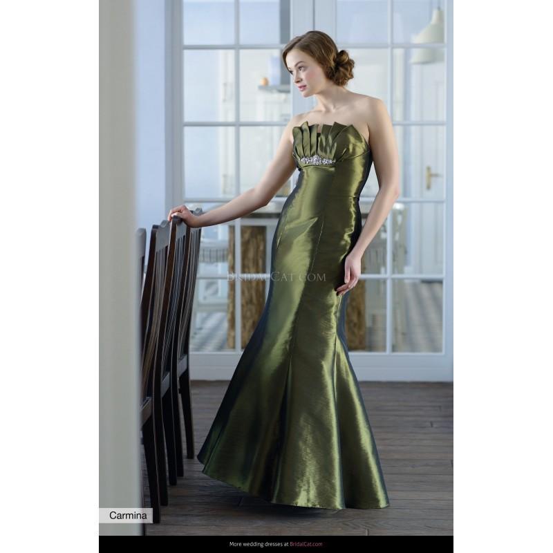 Свадьба - Startseite Cocktail-Kleider Lohrengel La Diva 2014 Carmina - Fantastische Brautkleider