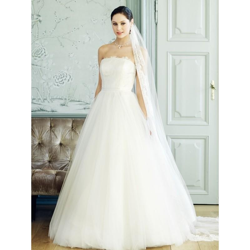 Wedding - Lilly 08-3540 - Stunning Cheap Wedding Dresses