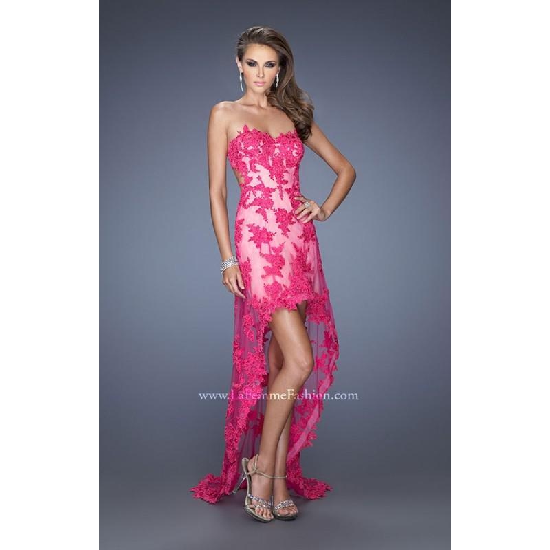 Свадьба - La Femme - 19757 - Elegant Evening Dresses
