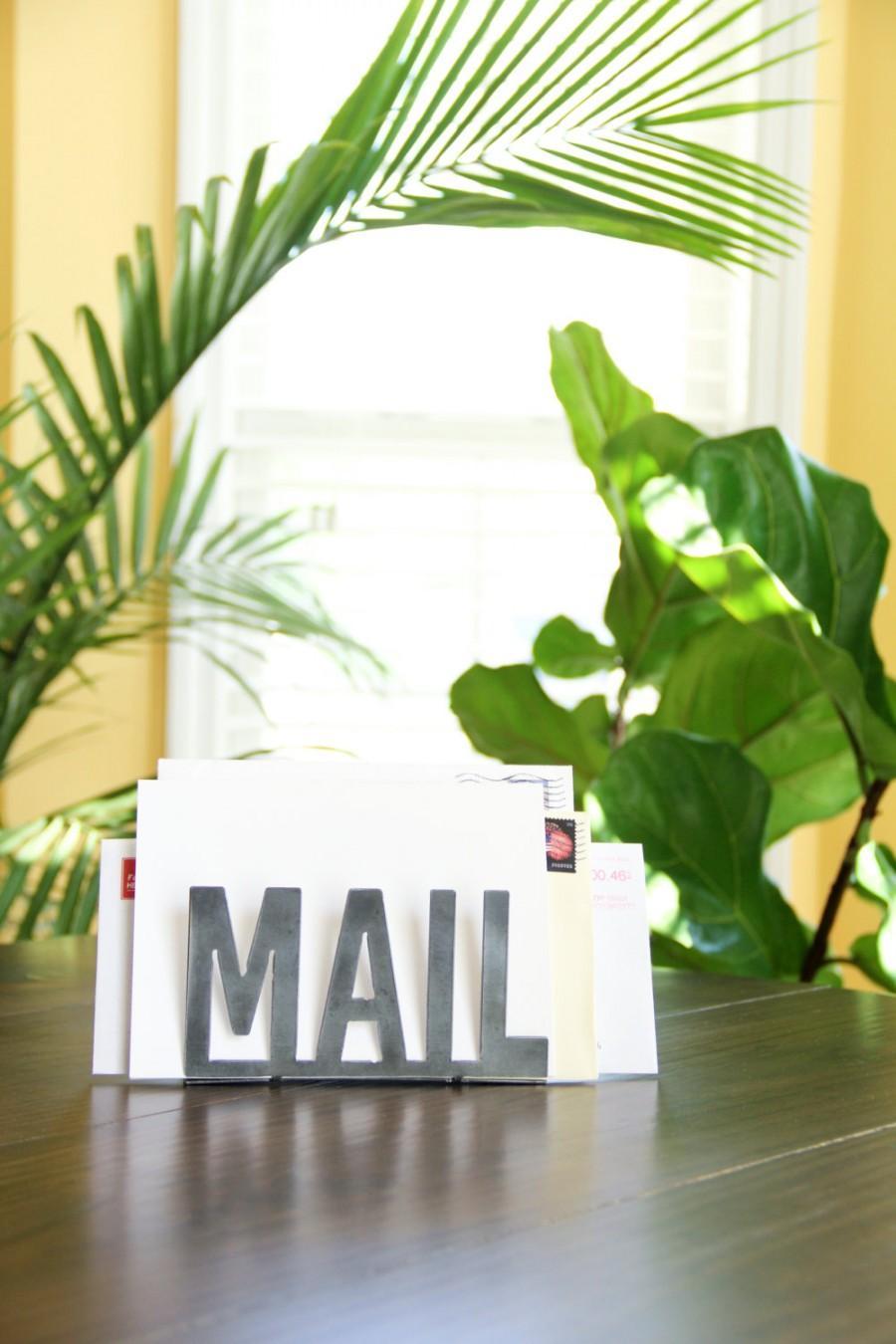 Wedding - Mail Holder