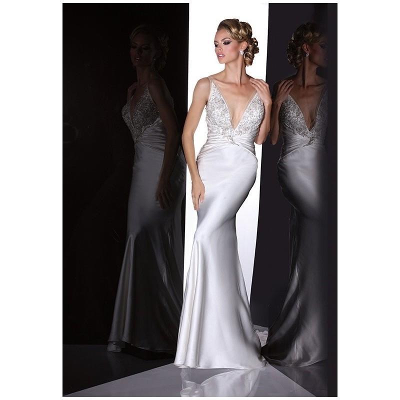 Wedding - Simone Carvalli 90195 - Charming Custom-made Dresses