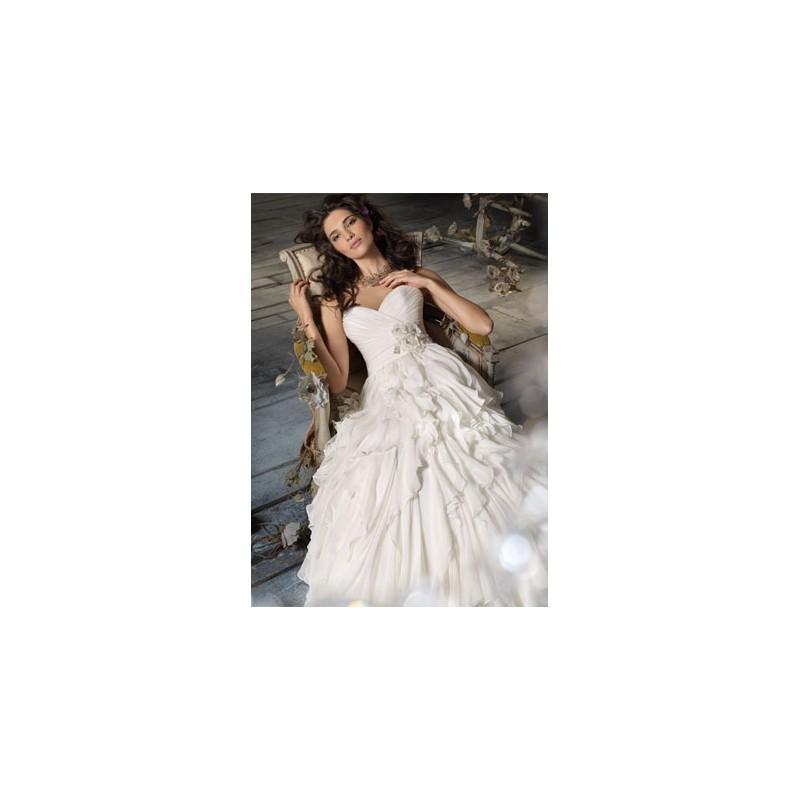 Wedding - Jim Hjelm jh8105 - Rosy Bridesmaid Dresses