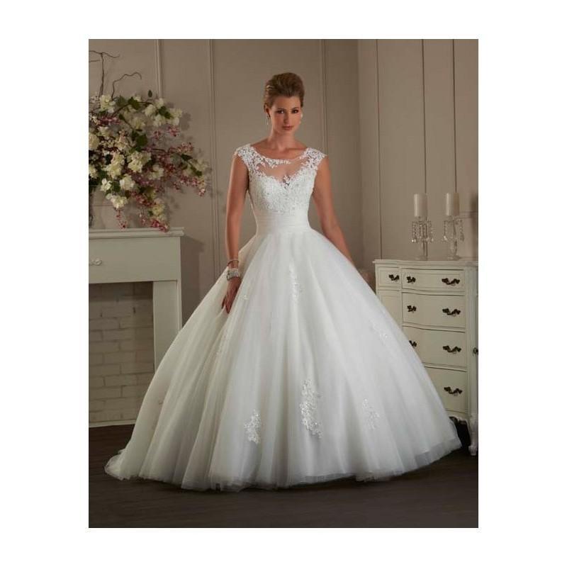 Bonny Bridal 403 Charming Custom Made Dresses 2636309 Weddbook