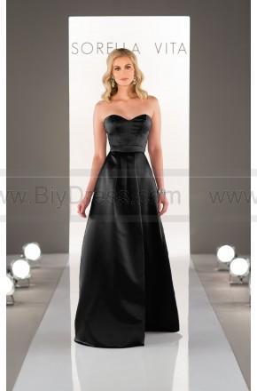 Wedding - Sorella Vita Satin Bridesmaid Dress Style 8653 - Bridesmaid Dresses 2017 - Wedding Party