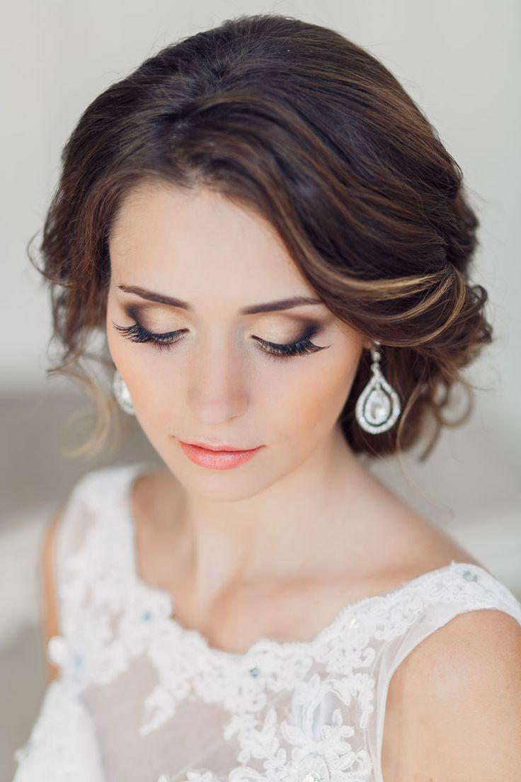Wedding - 27 Fall Wedding Hairstyles Ideas To Copy