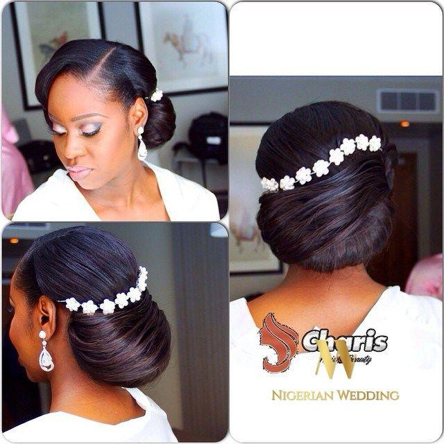 Nigerian Wedding Presents 30 Gorgeous Bridal Hairstyles By