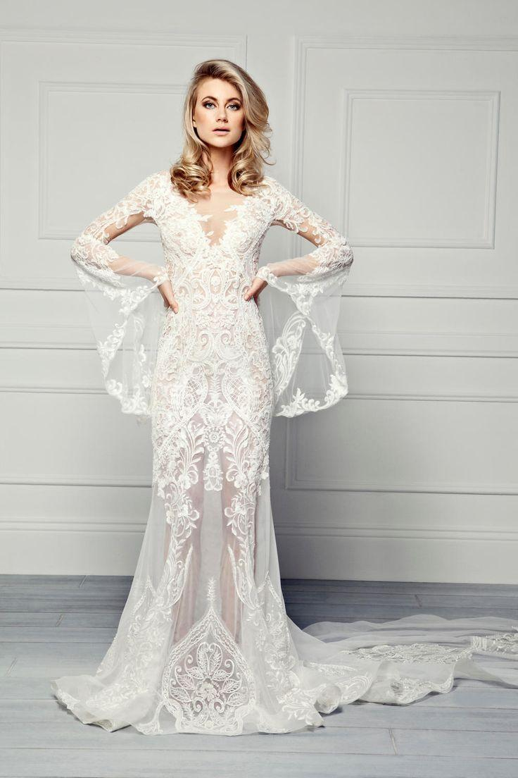 Mariage - The 10 Biggest Bridal Trends For Spring 2017