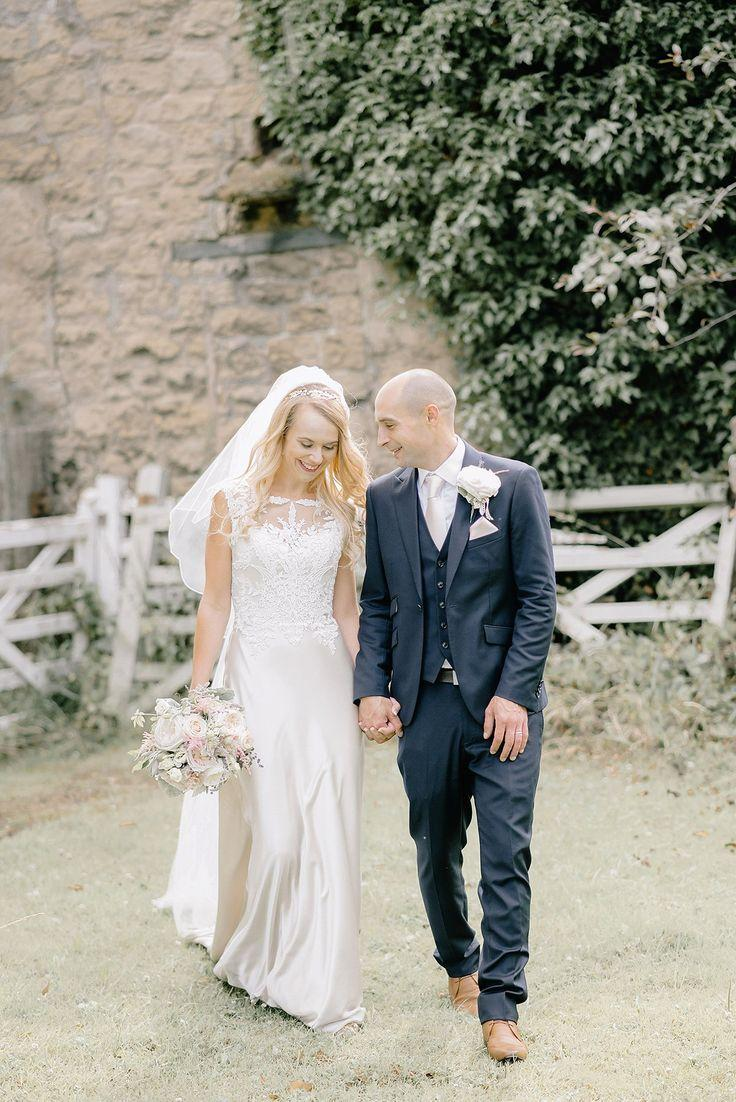 Mariage - Justin Alexander Lace For A Romantic, Charming And Quintessentially English Wedding