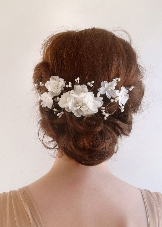 Bridal hairpiece bridal hair accessories bridal hair vine floral bridal hairpiece bridal hair accessories bridal hair vine floral hair clip wedding hairpiece bridal hair comb flower headpiece mightylinksfo