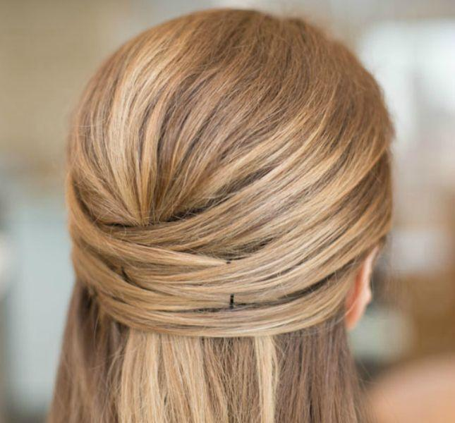 Mariage - 12 Long-Haired Styles That Take 10 Minutes Or Less