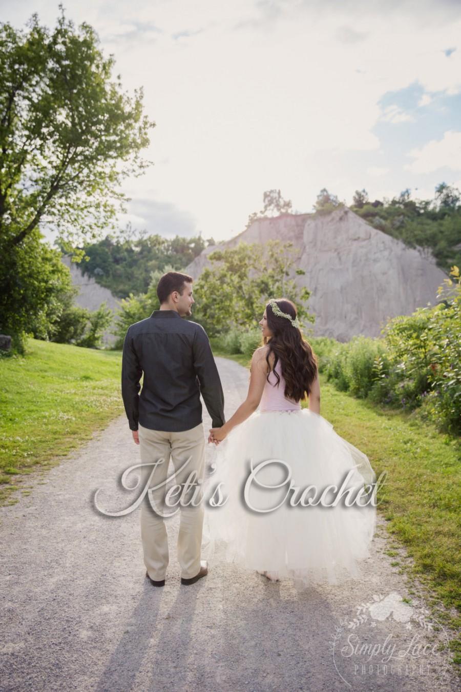 Mariage - Bridal Tutu Skirt,Wedding Bridal Tutu,Adult Tutu,Bridesmaid, Prom Skirt,Adult tutu dress,Long tutu skirt,Ivory adult tutu skirt