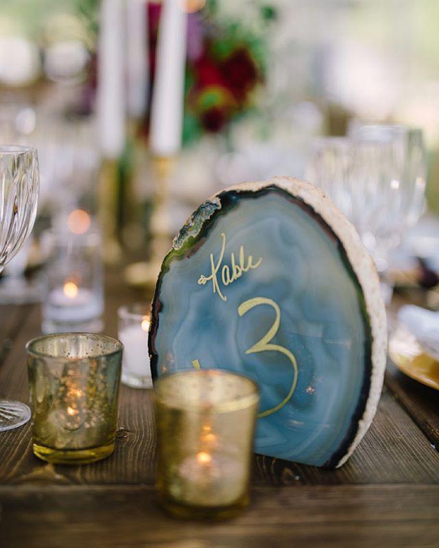 Свадьба - decorated table