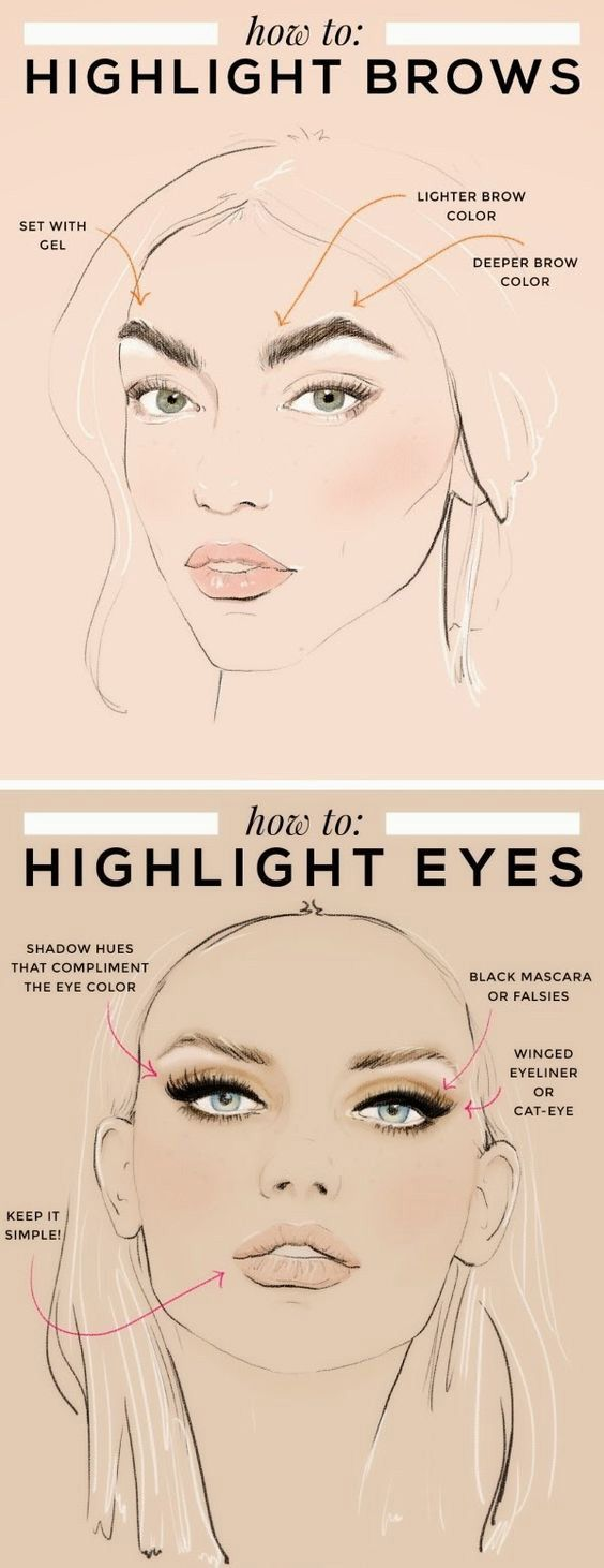 Wedding - 20 Makeup Tricks And Tips To Make You Look Less Tired