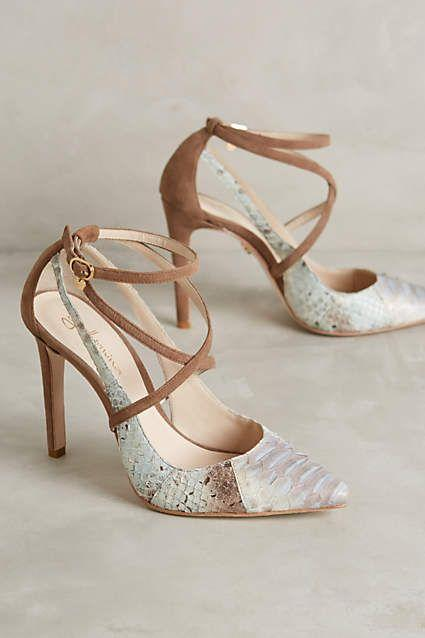 Mariage - Guilhermina Natrix Heels
