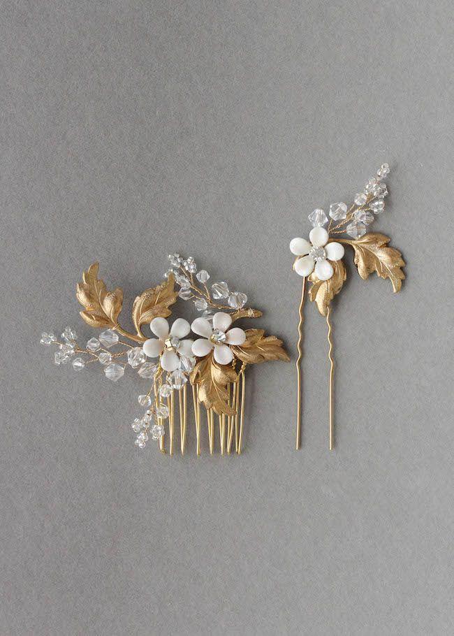 Свадьба - PERCY: Bridal Headpieces