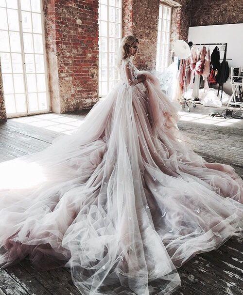 زفاف - Blushing Beauty
