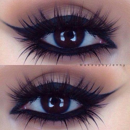 Свадьба - Dramatic Eye Makeup