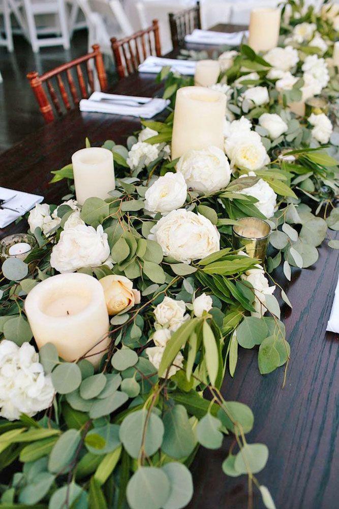 Mariage - Greenery Wedding Decor