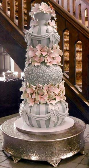 Wedding - Swank Cake Design