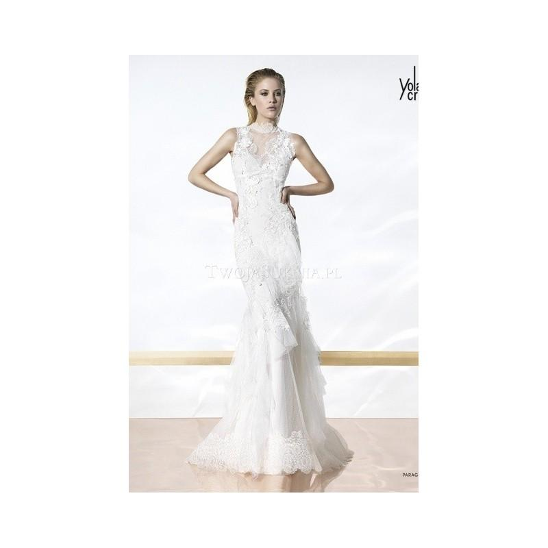 Свадьба - YolanCris - Glint Couture (2014) - Paraguay - Formal Bridesmaid Dresses 2017