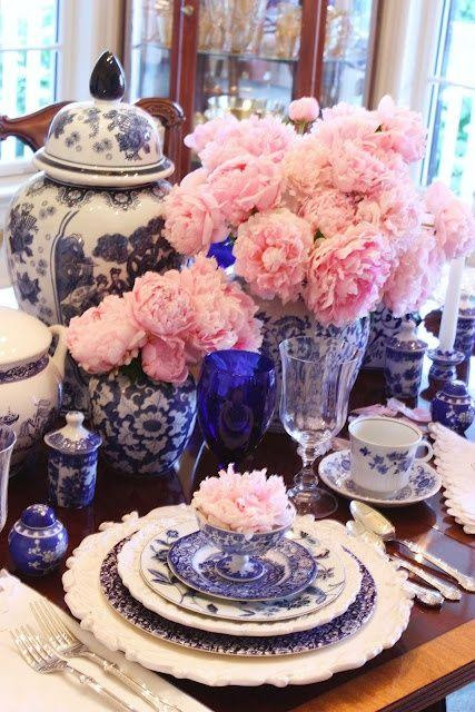 Свадьба - Gorgeous Tablescape