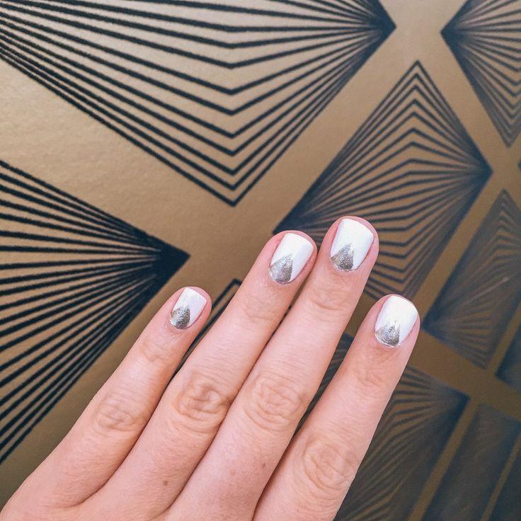 Nail Triangle Nail Art 2637447 Weddbook