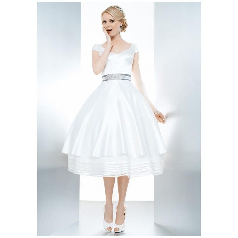 Mariage - Matty by Matthew Christopher Joy - Charming Custom-made Dresses