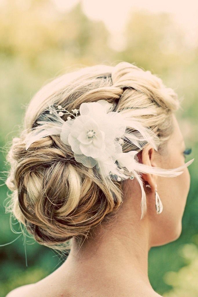 Wedding - Acconciature Sposa Capelli Lunghi, Medi E Corti: Foto - Lei Trendy