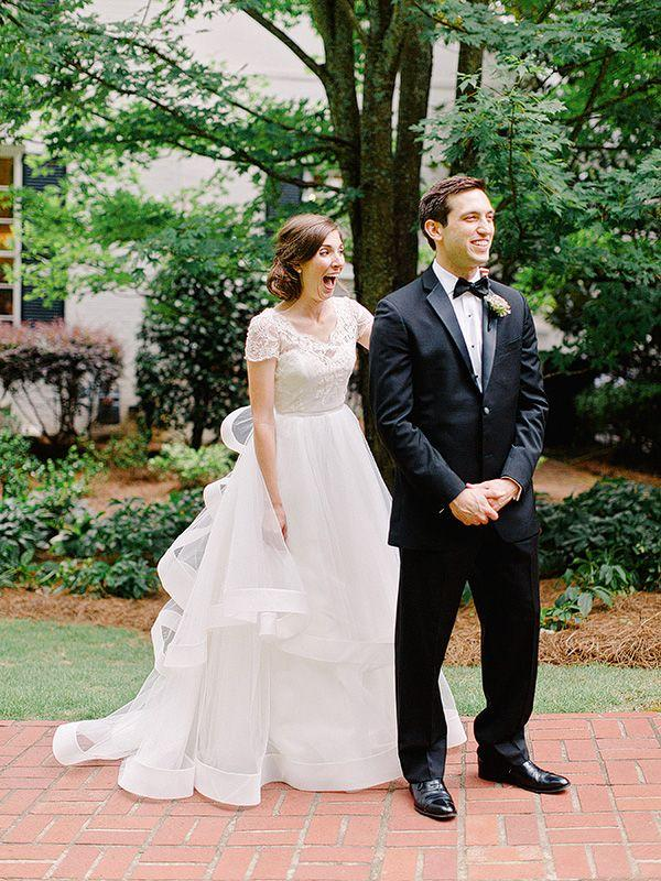 Mariage - Classic At-Home Wedding By Amy Arrington Photography