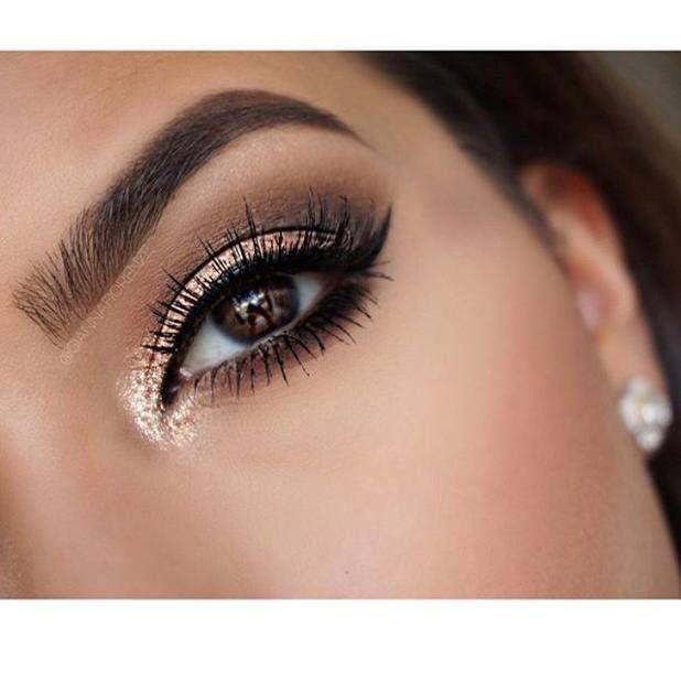 Свадьба - Glitz And Glamour makeup