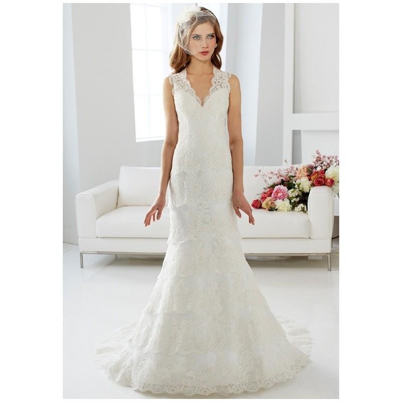Mariage - Val Stefani D8046 - Charming Custom-made Dresses