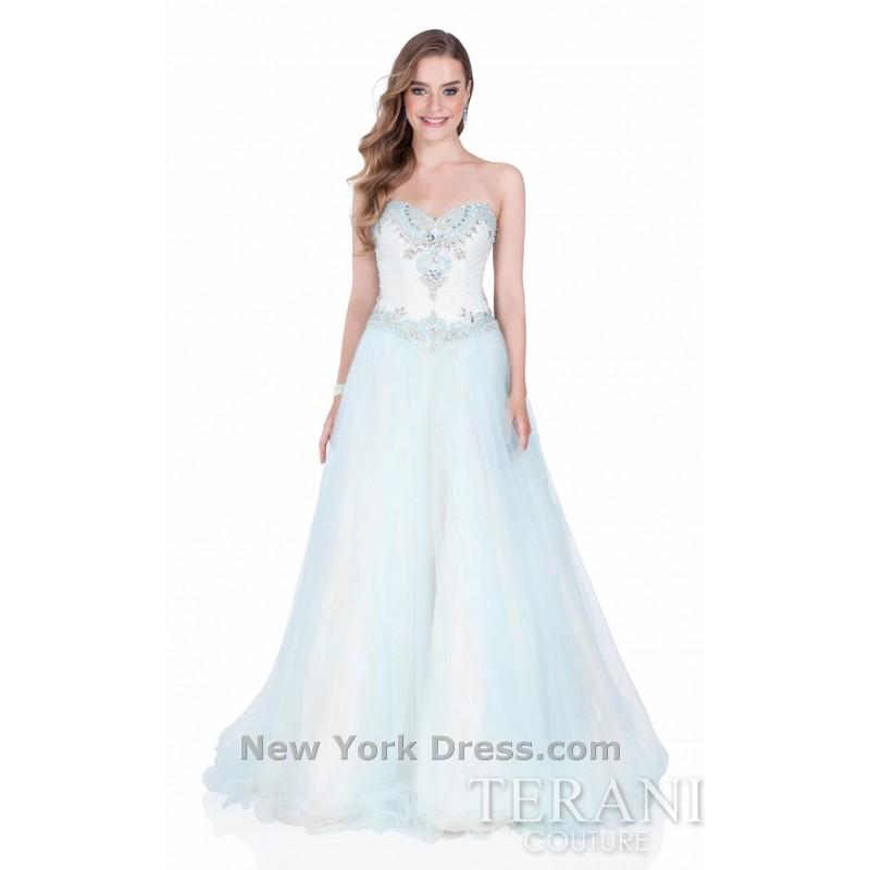 Свадьба - Terani 1611P1105 - Charming Wedding Party Dresses