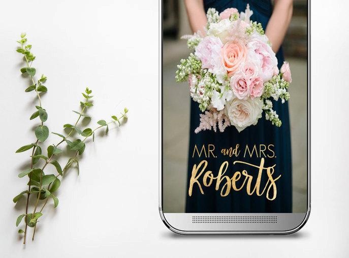 custom snapchat wedding filter, custom snapchat filter, snapchat ...