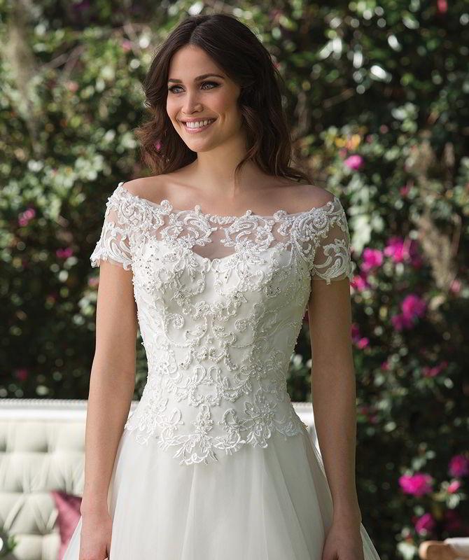 Sincerity Bridal Spring 2017 Wedding Dresses #2637981 - Weddbook