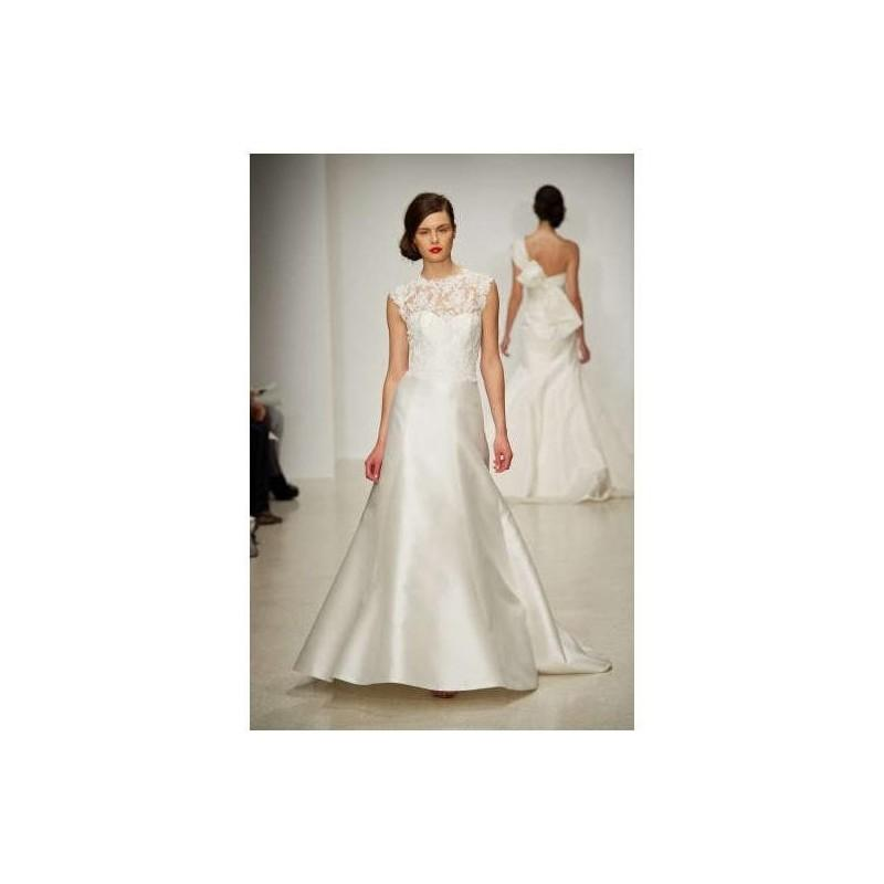 The Knot Wedding Gowns: Amsale TAYLOR Wedding Dress