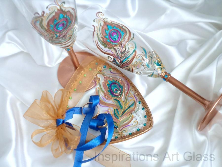 Mariage - Wedding Ring Dish, Ring Plate, Ring Bearer Bowl, Ring Dish, Wedding Ring Holder, Ring Holder, Organza Ribbon, Swarovski crystals