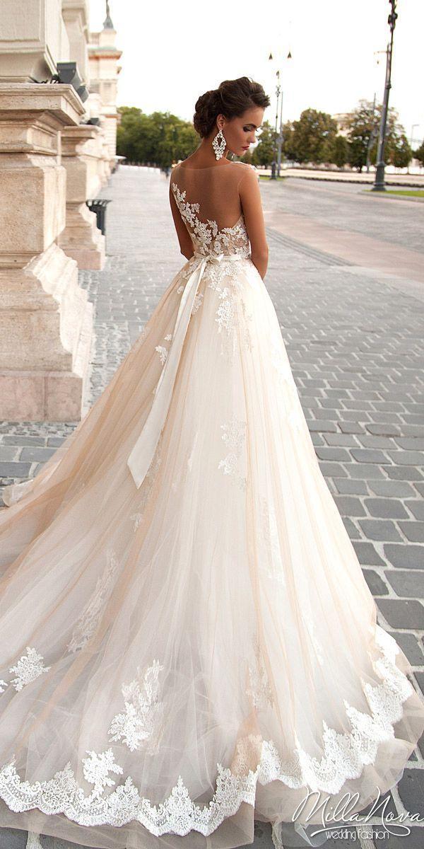 Wedding - Milla Nova Wedding Dresses Collection 2016