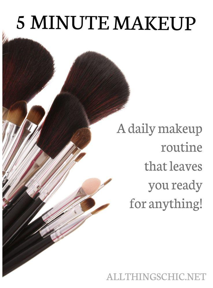 Свадьба - 5 Minute Makeup