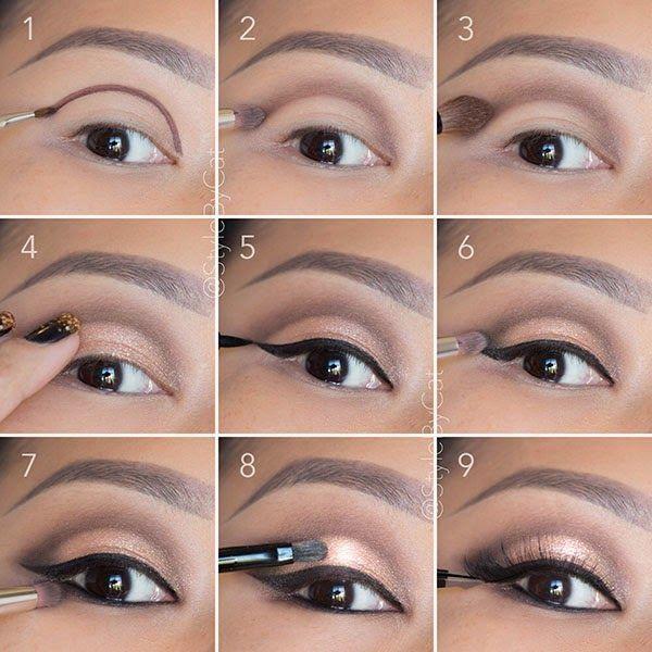 Make Up Smokey Eye Tutorial 2638686 Weddbook