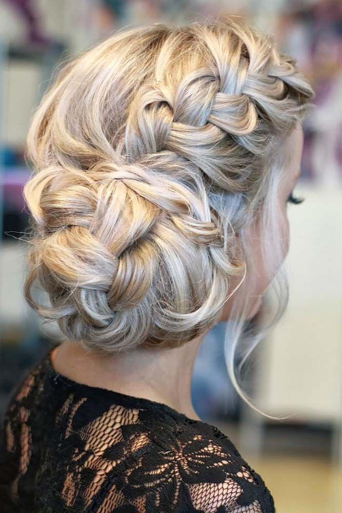 Свадьба - 33 Stunning Summer Wedding Hairstyles
