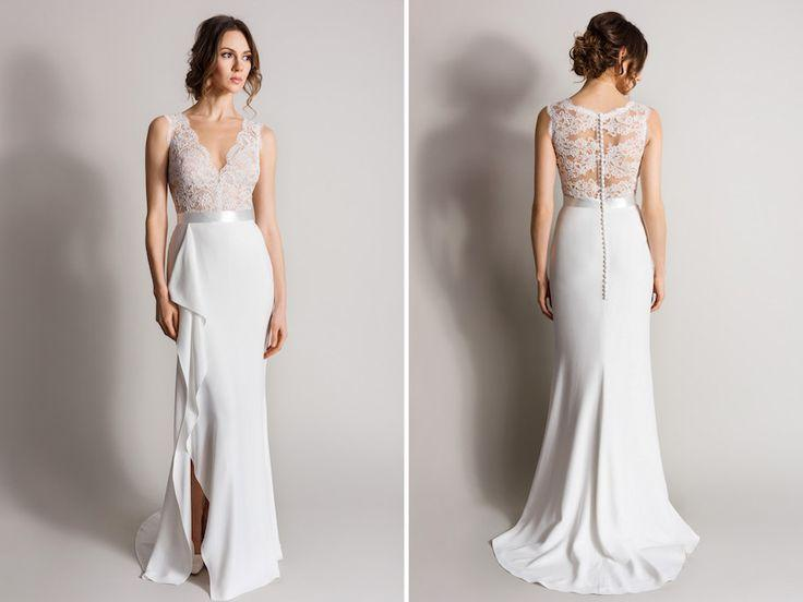 7138b75f51 Dreamy Wedding Dresses Perfect For Summer Weddings  2638811 - Weddbook