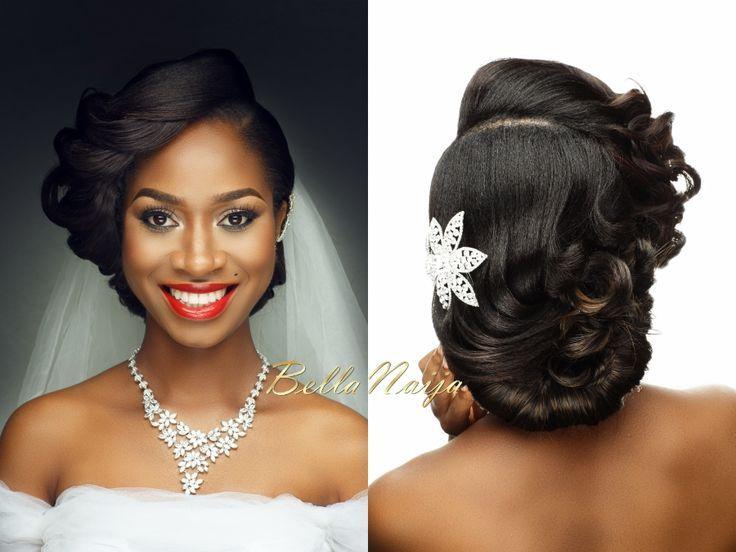 our beauty is our crown ezinne akudo more belles in striking rh weddbook com