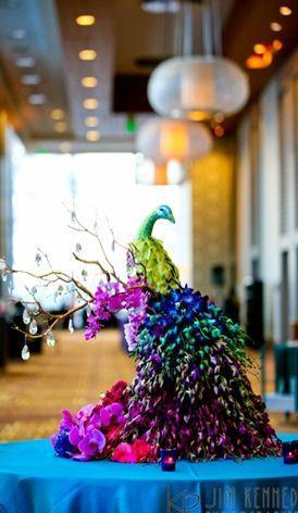 زفاف - Centerpieces & Floral Arrangements