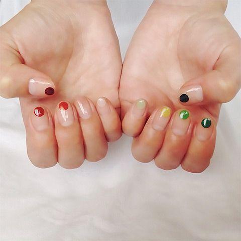 Hochzeit - Gorgeous Nail Paint